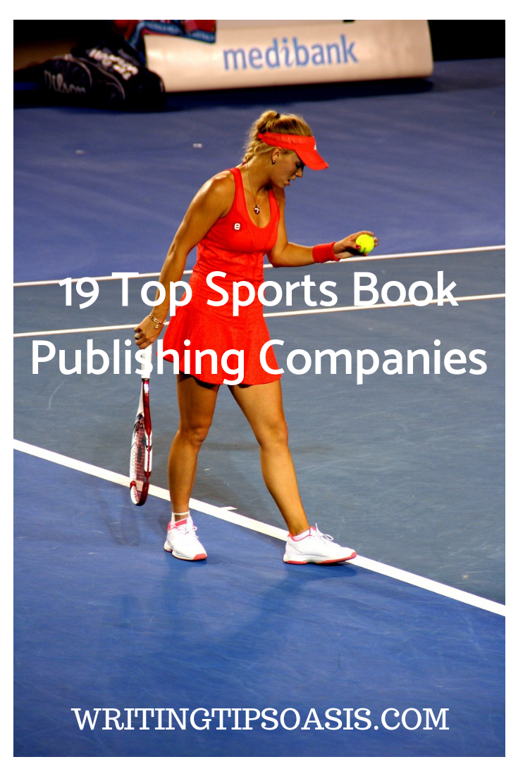sports book publishers