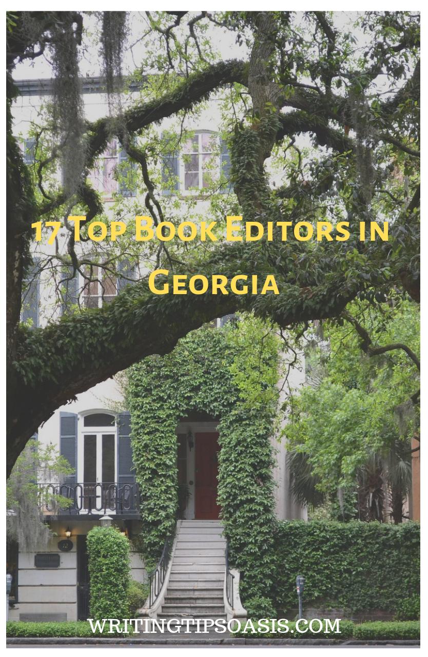 book editors in atlanta georgia