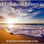 book editors in california