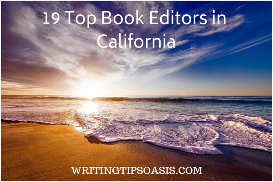 book editors in california