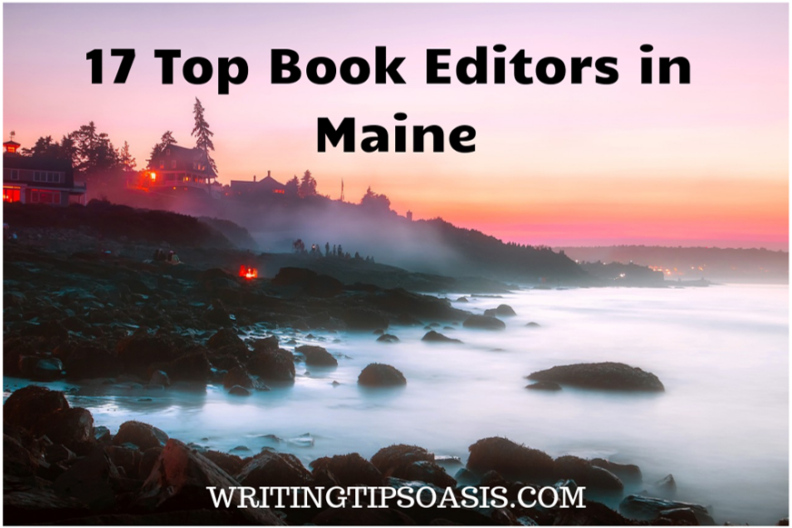 book editors in maine