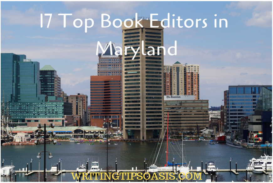 book editors in maryland
