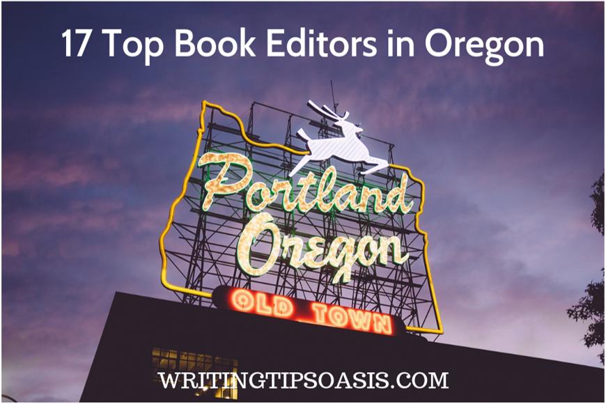 book editors in oregon