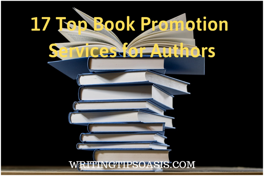 book promotion services for authors