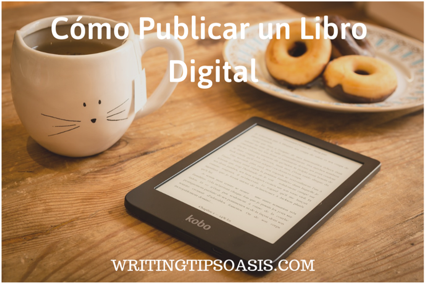 cómo publicar un libro digital
