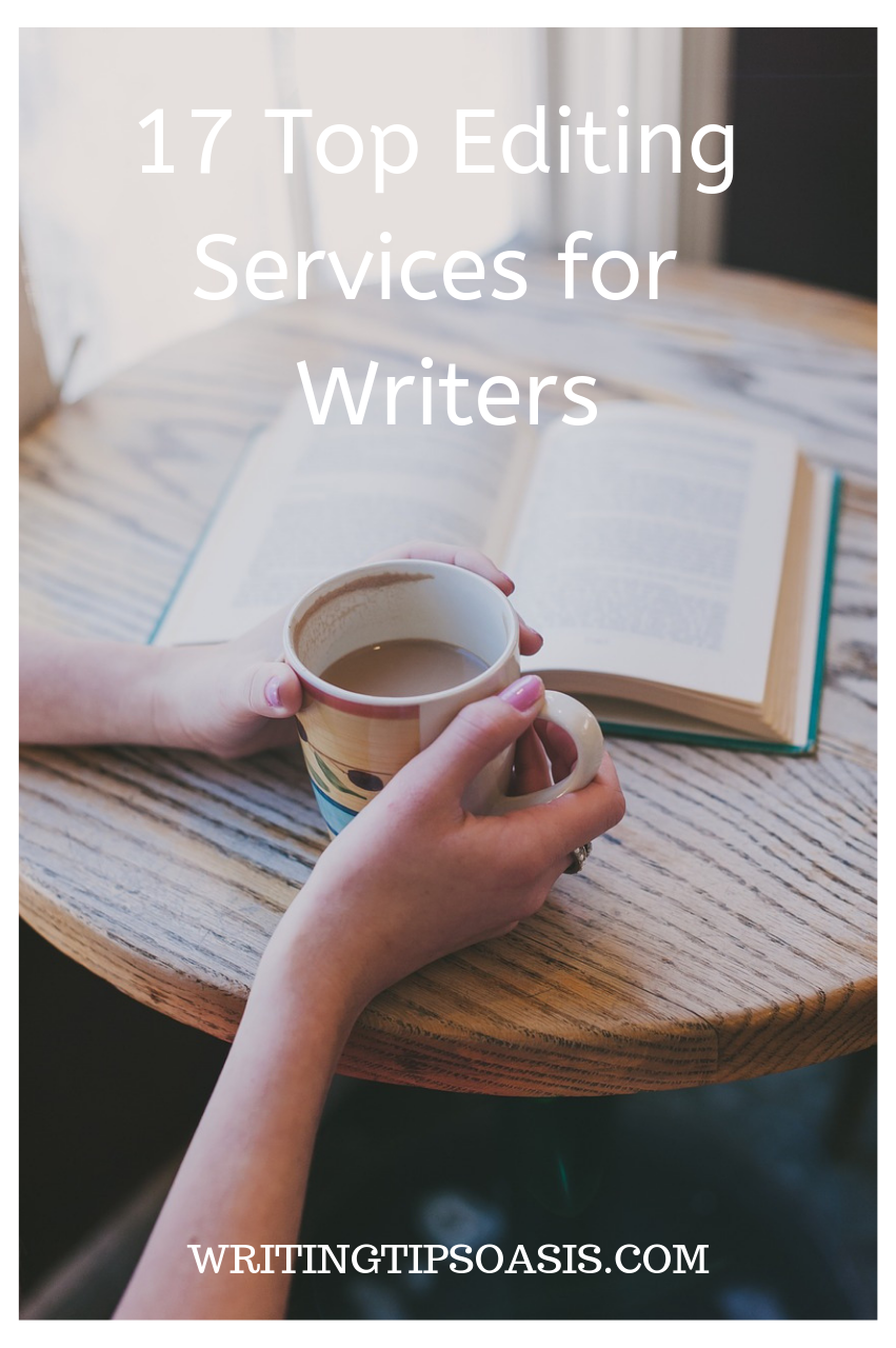 editing services for fiction writers