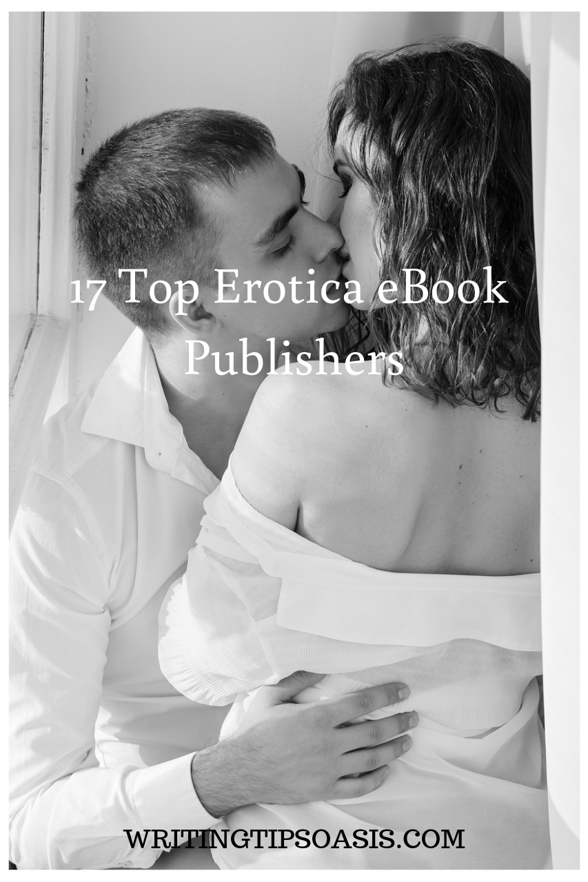 erotica book publishers