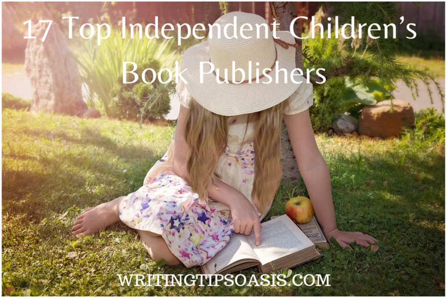 independent children's book publishers