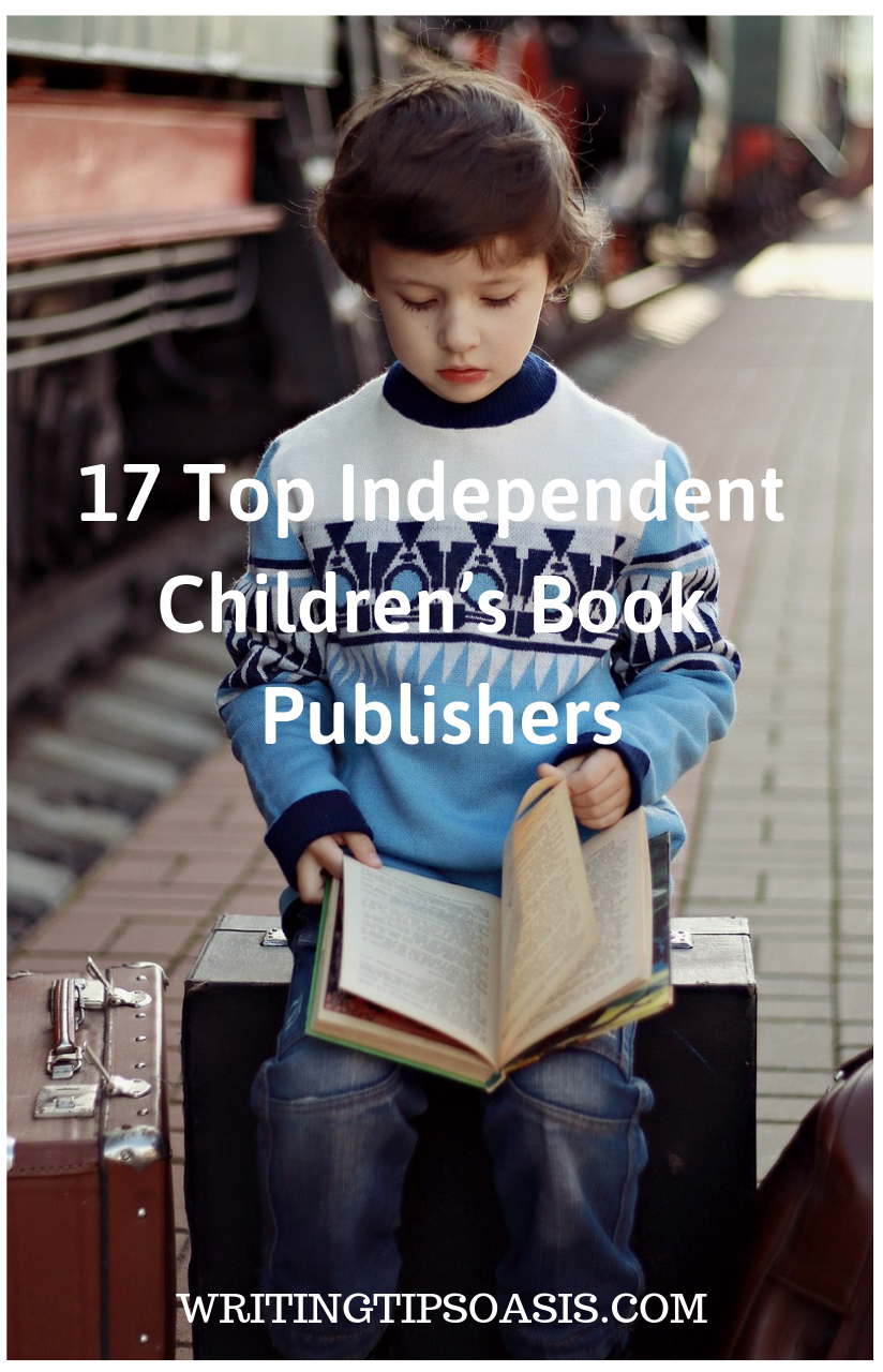 independent children's book publishing companies