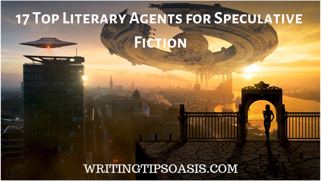 literary agents for speculative fiction