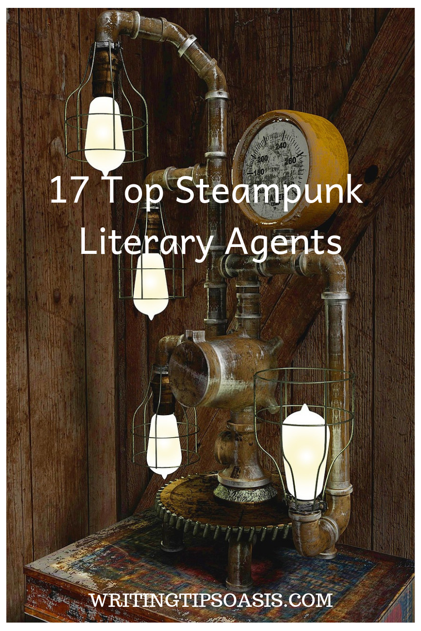 literary agents looking for steampunk