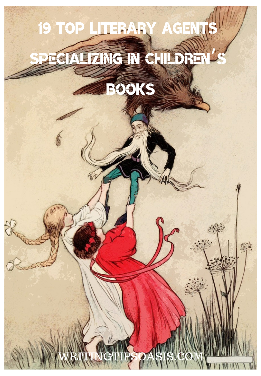 literary agents specialising in children's books
