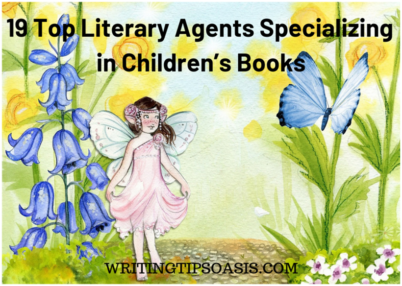 literary agents specializing in children's books