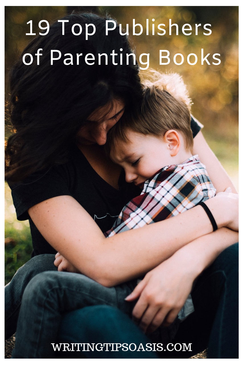 publishers for parenting books