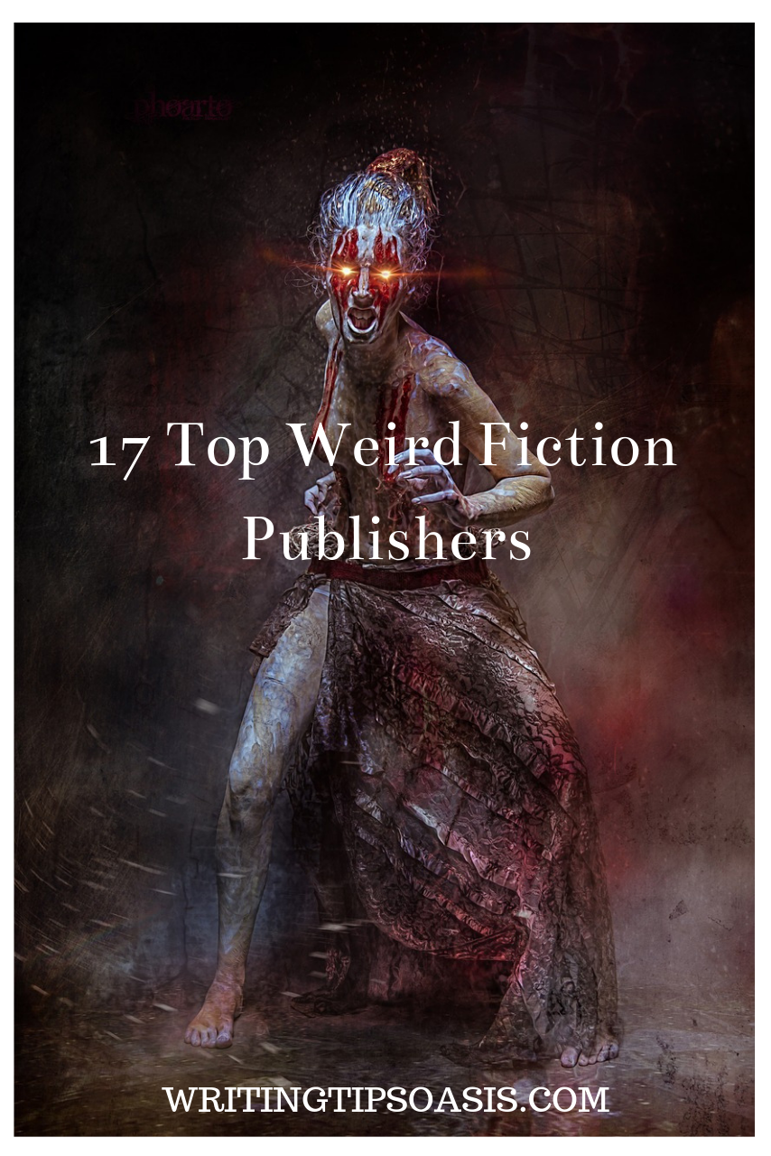 publishers of weird fiction