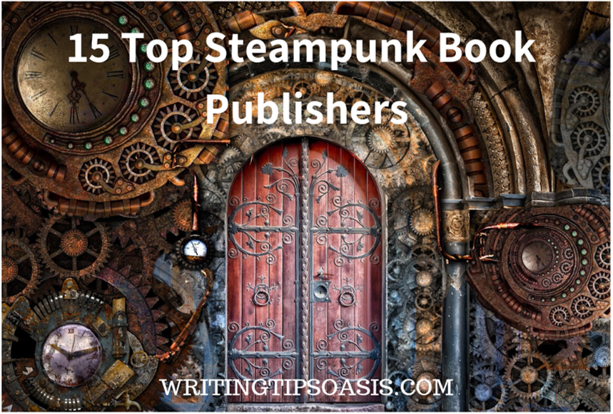 steampunk book publishers