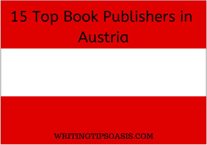 top book publishers in austria
