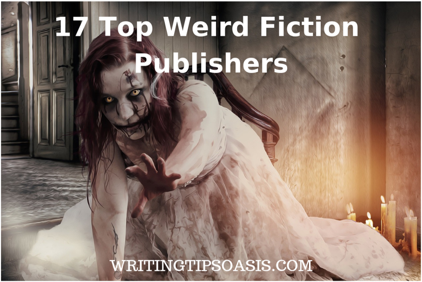 weird fiction publishers