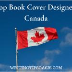 book cover designers in canada
