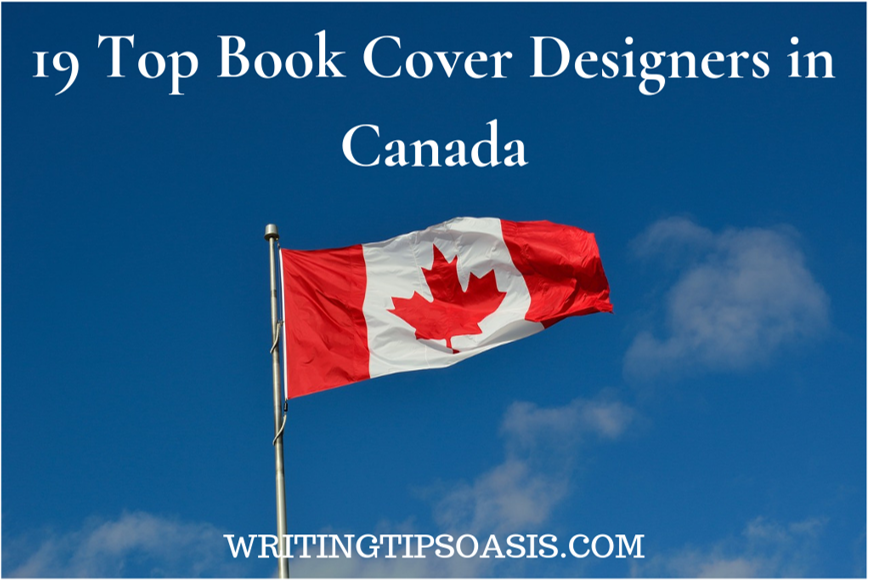 book cover designers in canada