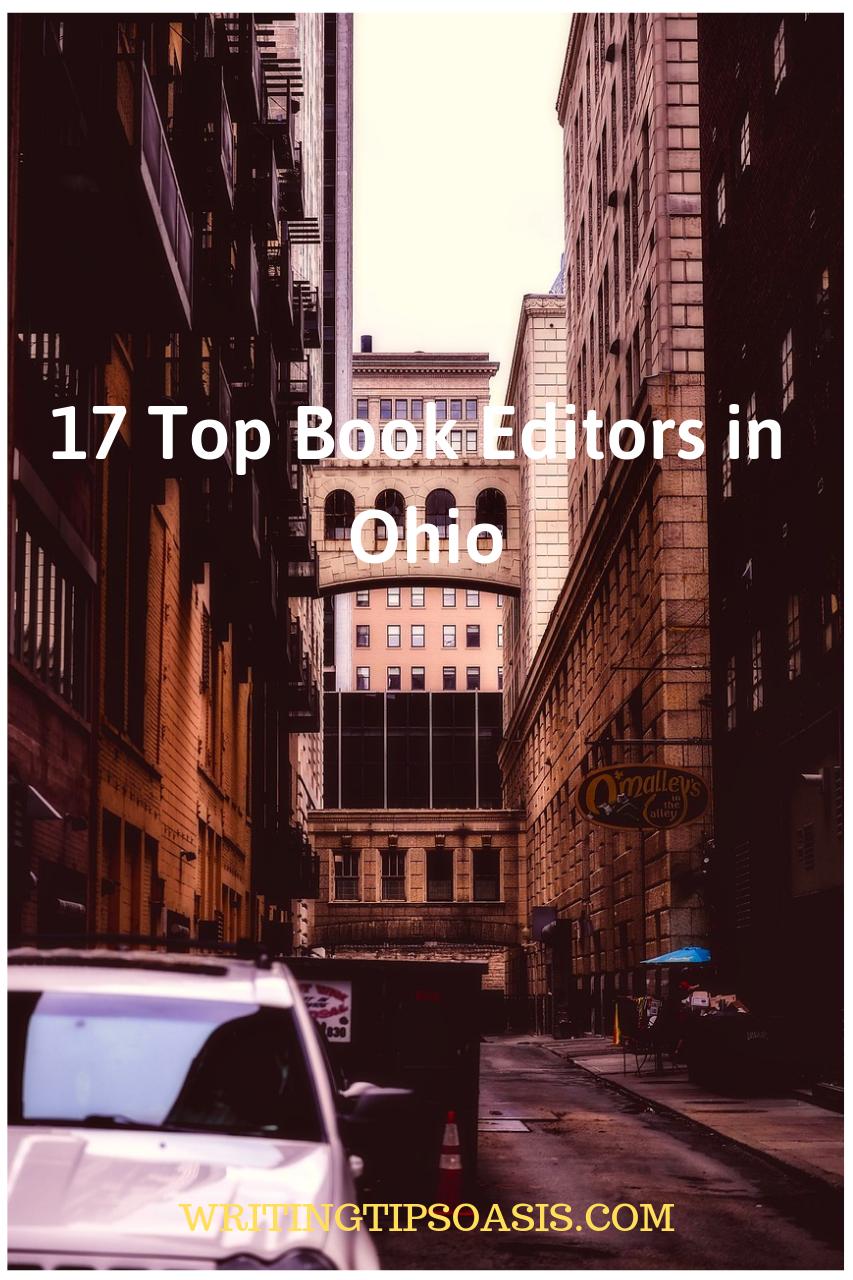 book editors in columbus ohio