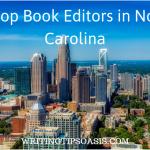 book editors in north carolina