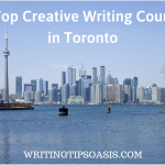creative writing courses in toronto