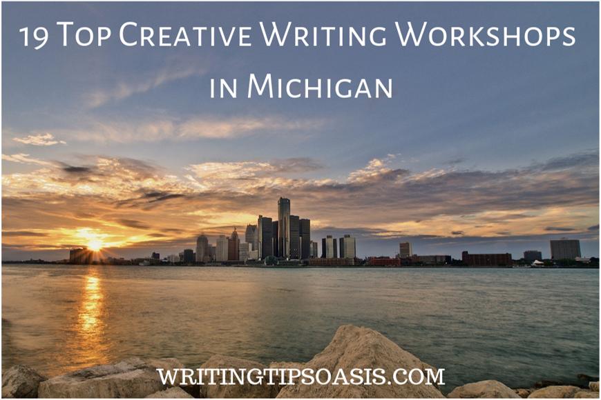 creative writing workshops in michigan
