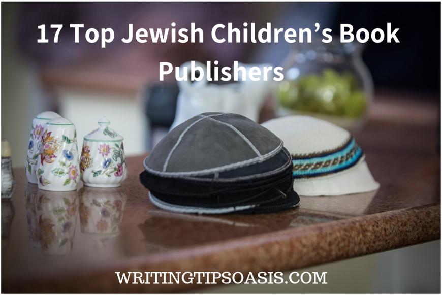 jewish children's book publishers