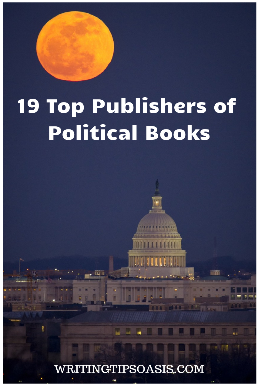 political book publishers