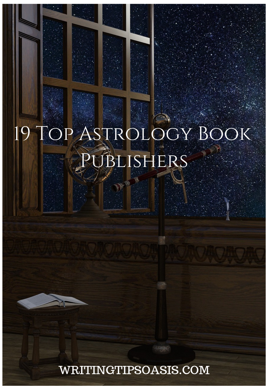 publishers of astrology books