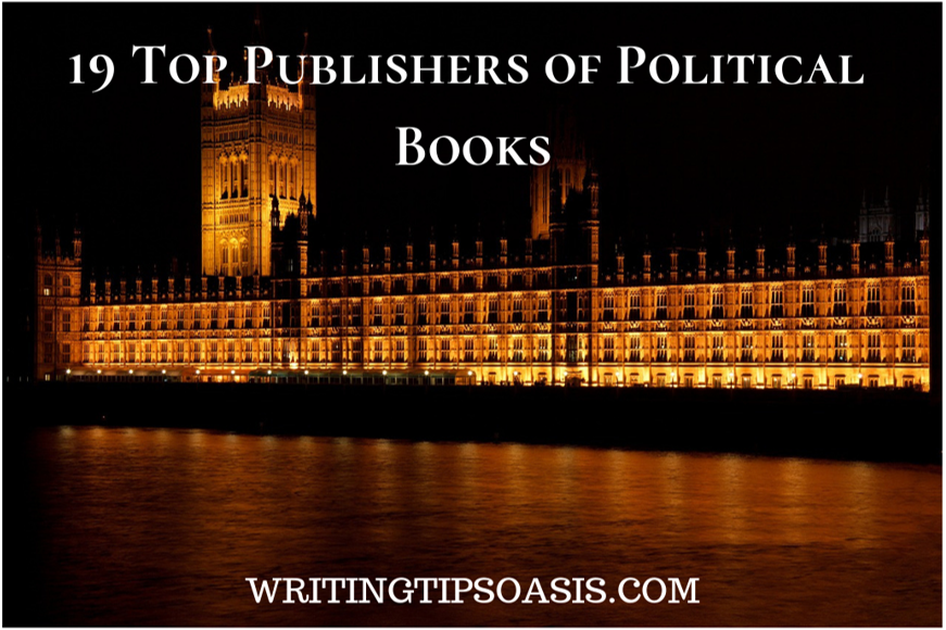 publishers of political books