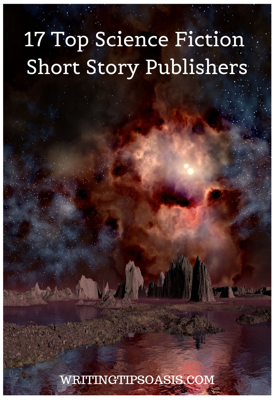 science fiction and fantasy short story publishers