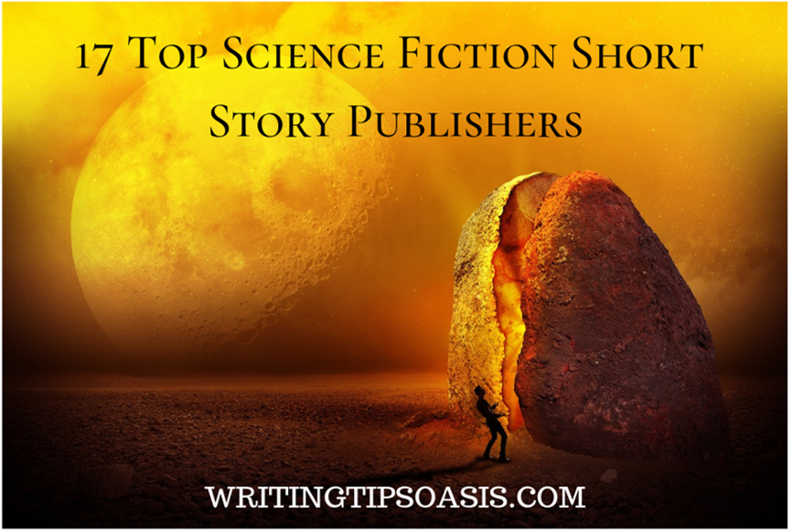 science fiction short story publishers