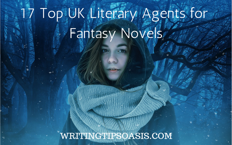 uk literary agents for fantasy novels