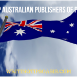 australian publishers of poetry