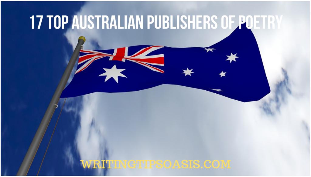 australian publishers of poetry