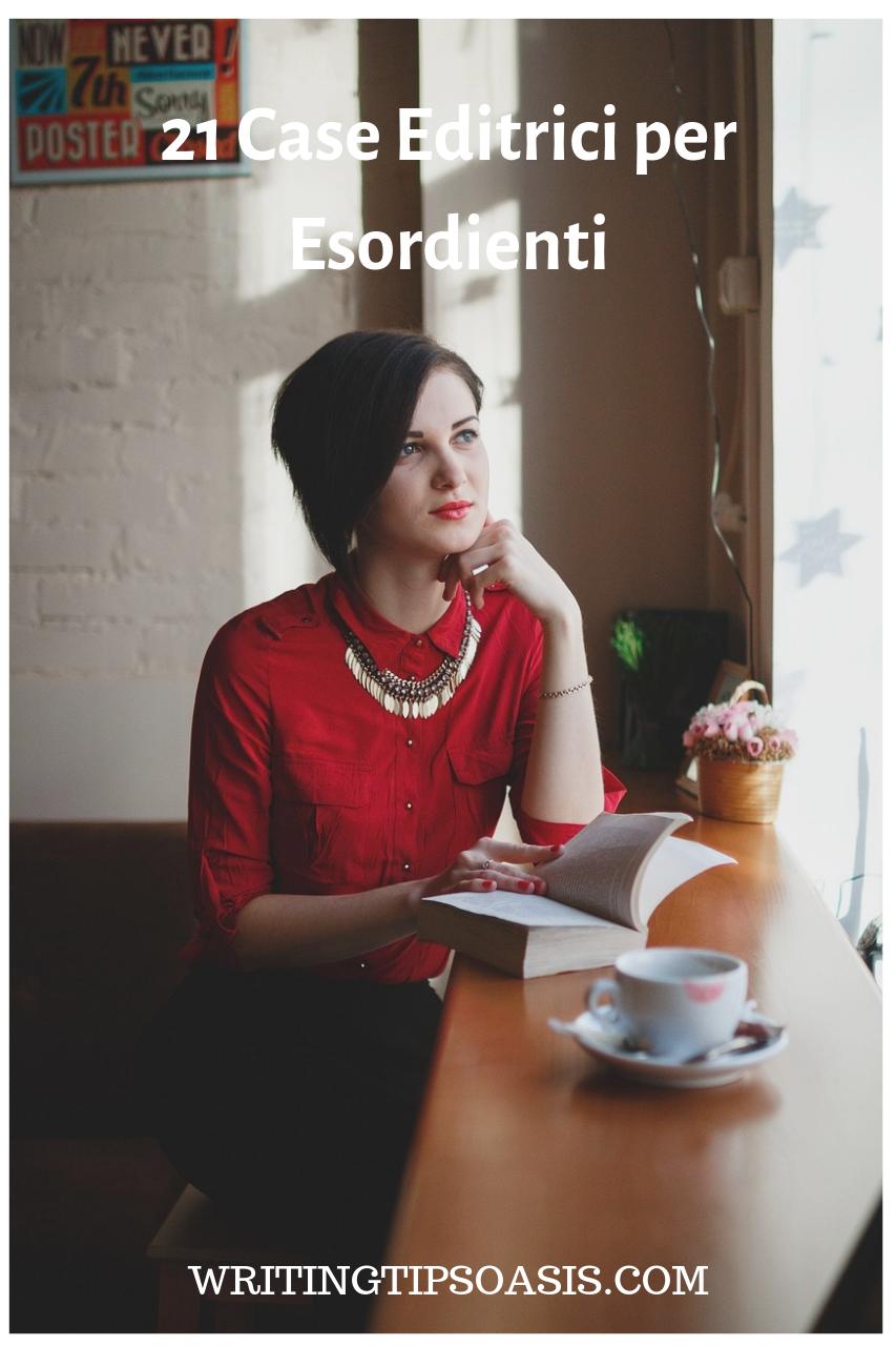 case editrici italiane per esordienti