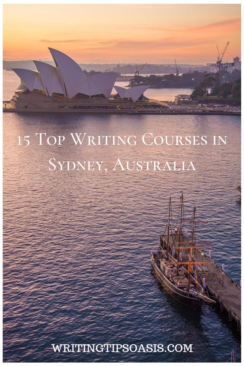 creative writin courses in sydney