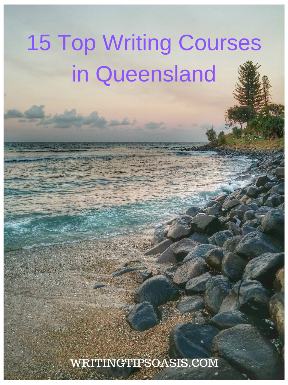 creative writing courses in queensland