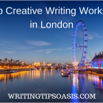 creative writing workshops in london