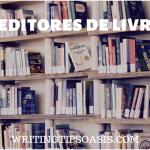 editores de livros