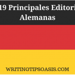 editoriales alemanas