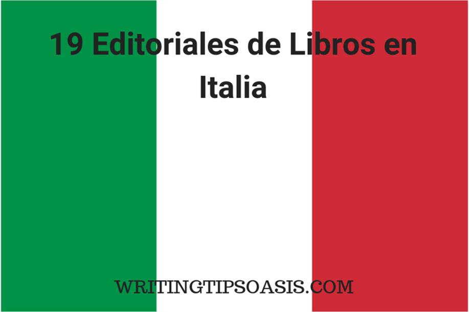editoriales de libros en italia