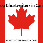 ghostwriters in canada