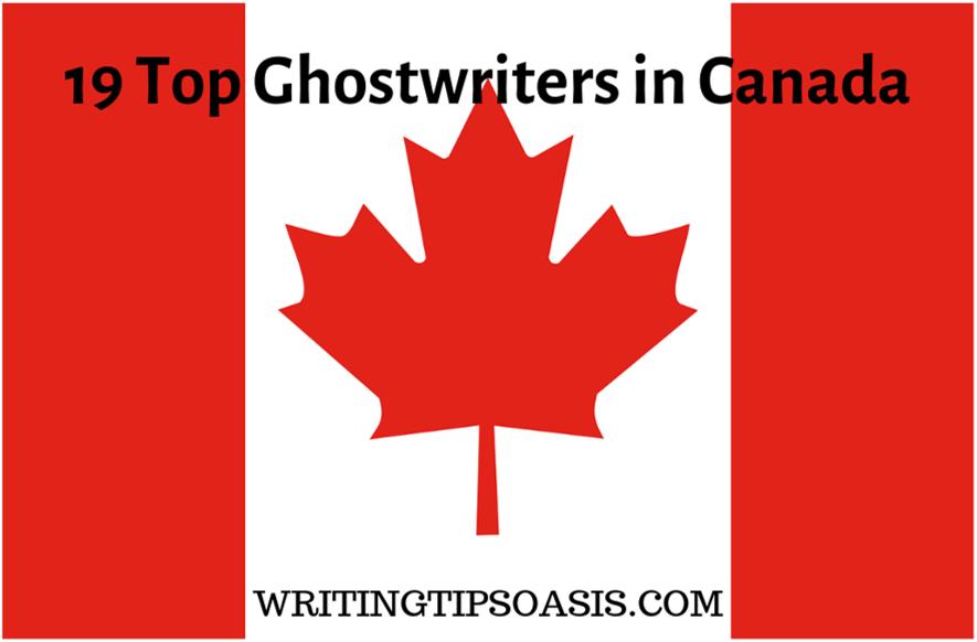 ghostwriters in canada