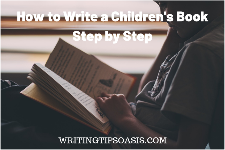 how to write a children's book in 9 easy steps