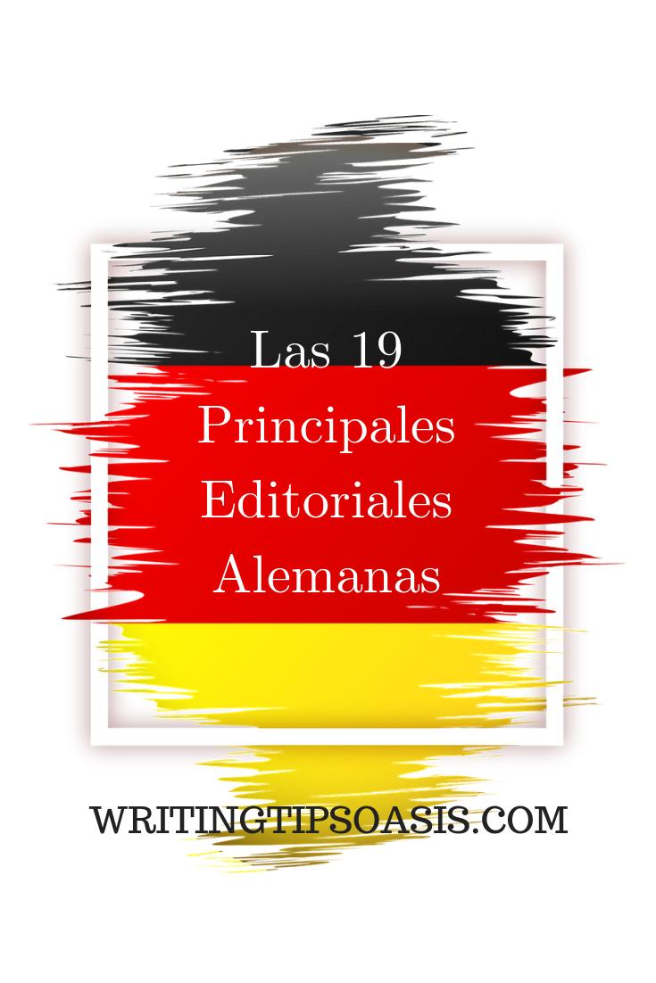 principales editoriales alemanas