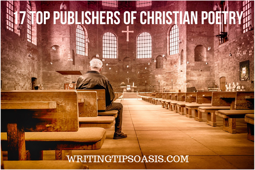 publishers of christian poetry