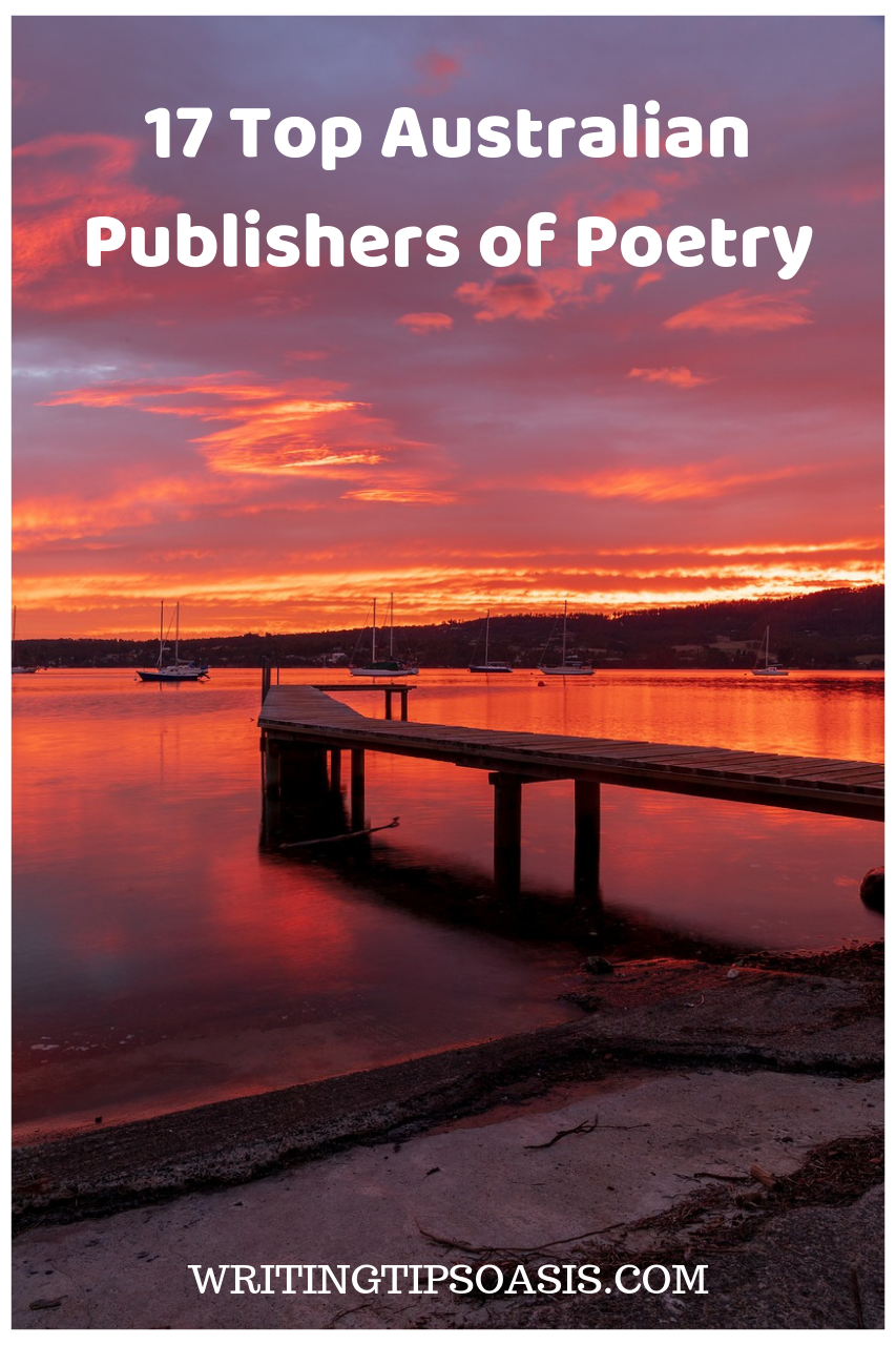 publishers of poetry in australia